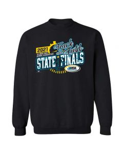 2021 IHSA Track and Field State Finals Crewneck Sweatshirt