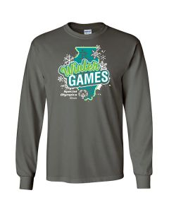 2019 SOILL Winter Games Long Sleeve Tee