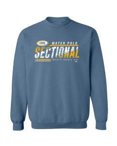 2021 IHSA Water Polo Sectional Crewneck Sweatshirt