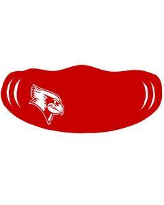 ISU Single YOUTH Reggie Face Mask-Red