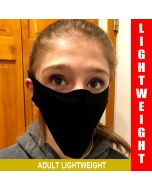 Lightweight Fabric Face Defender - Sold In Quantities Of 5
