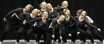 Girls Competitive Dance